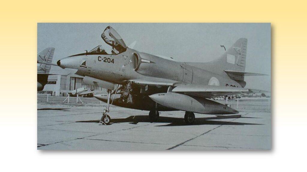 A4 B Skyhawk-22
