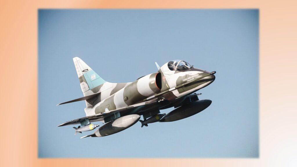 A4 C Skyhawk-5