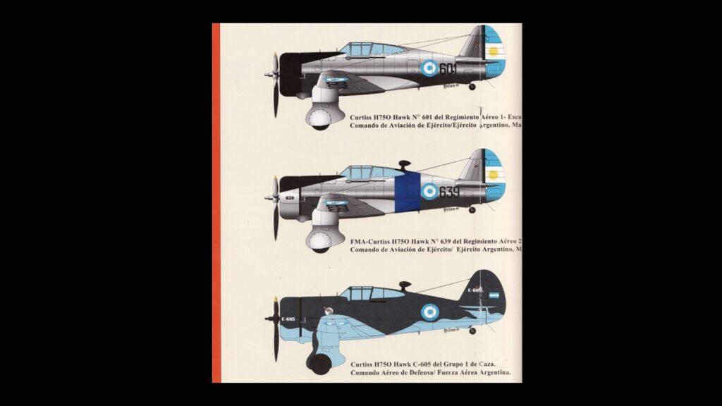 Curtiss 75 Hawk-14
