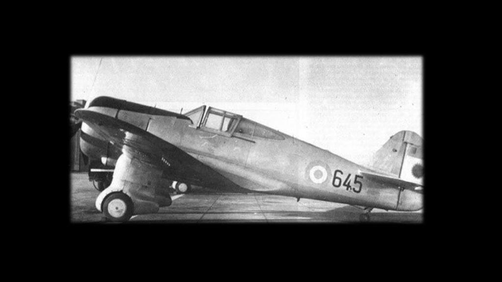 Curtiss 75 Hawk-15