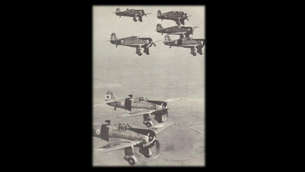 Curtiss 75 Hawk-16