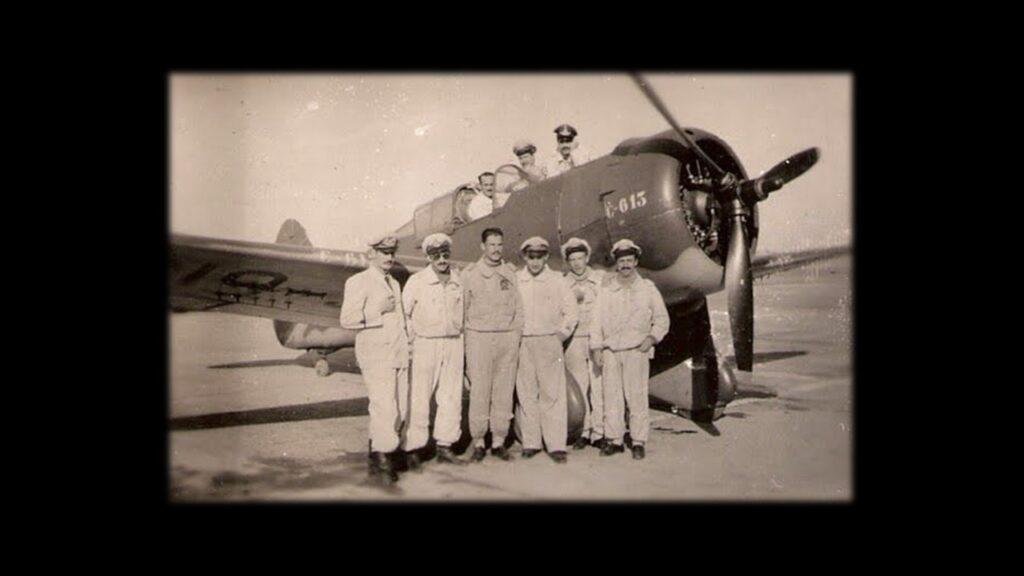 Curtiss 75 Hawk-17