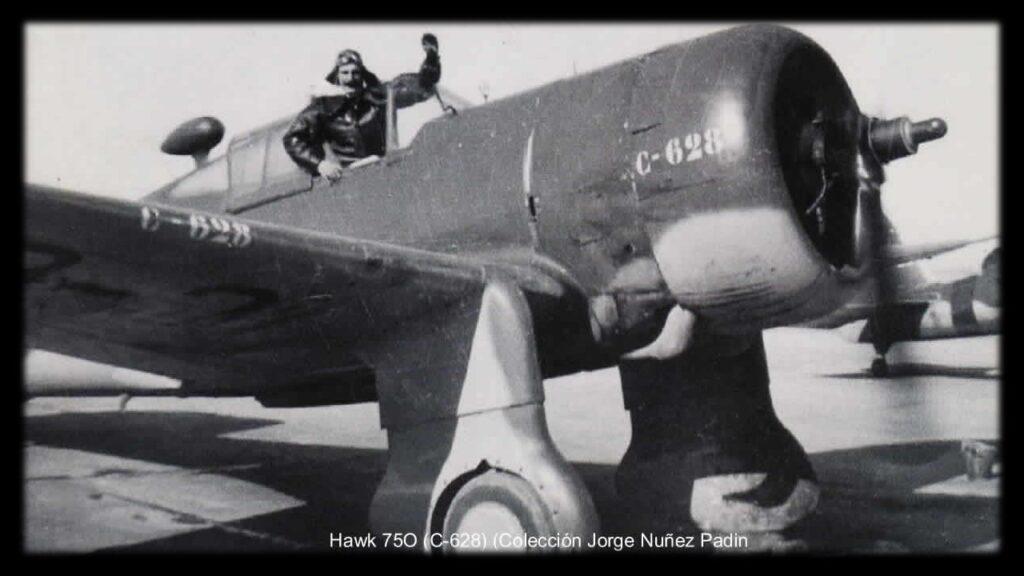 Curtiss 75 Hawk-18