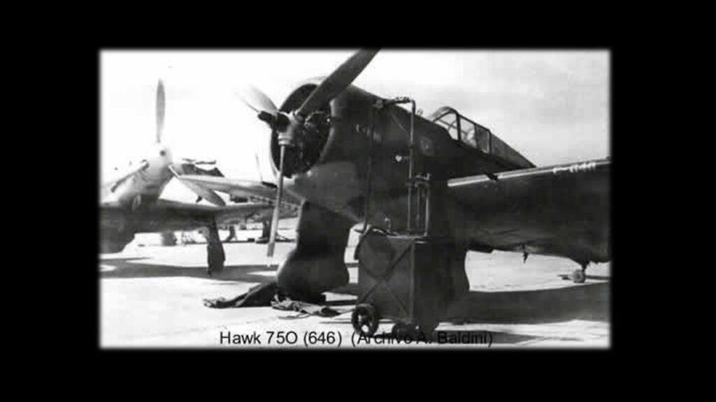 Curtiss 75 Hawk-3