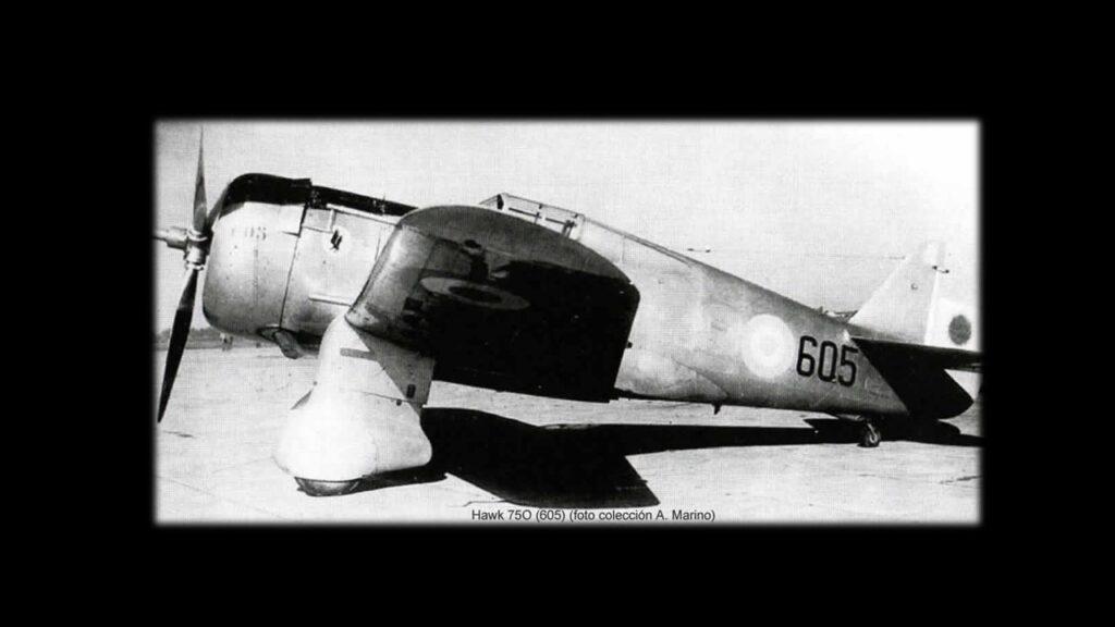 Curtiss 75 Hawk-6