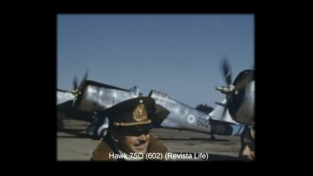 Curtiss 75 Hawk-7