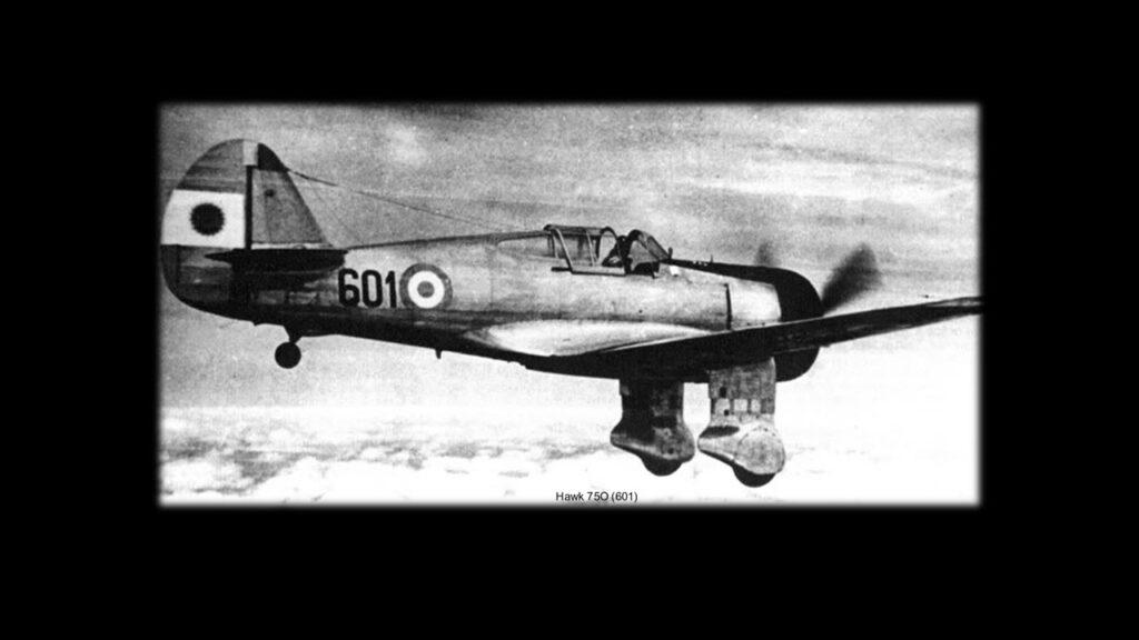 Curtiss 75 Hawk-8