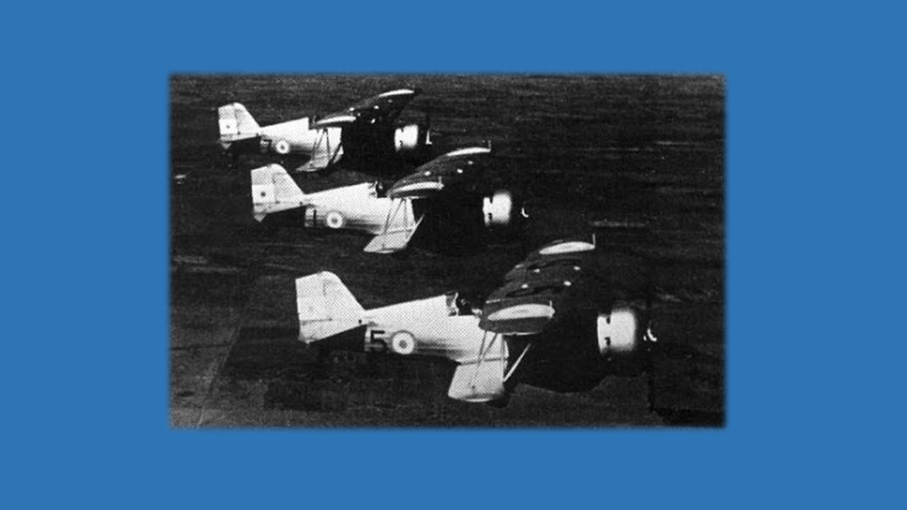 Curtiss Hawk III-1