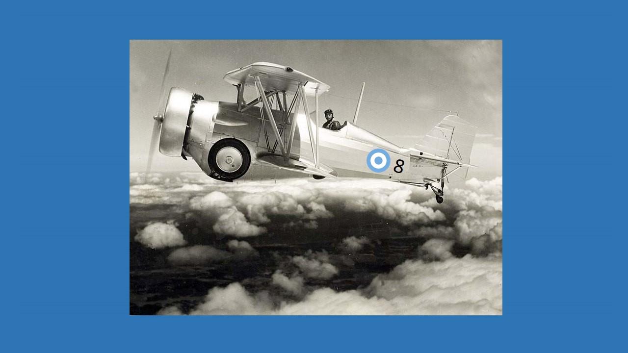 Curtiss Hawk III-3