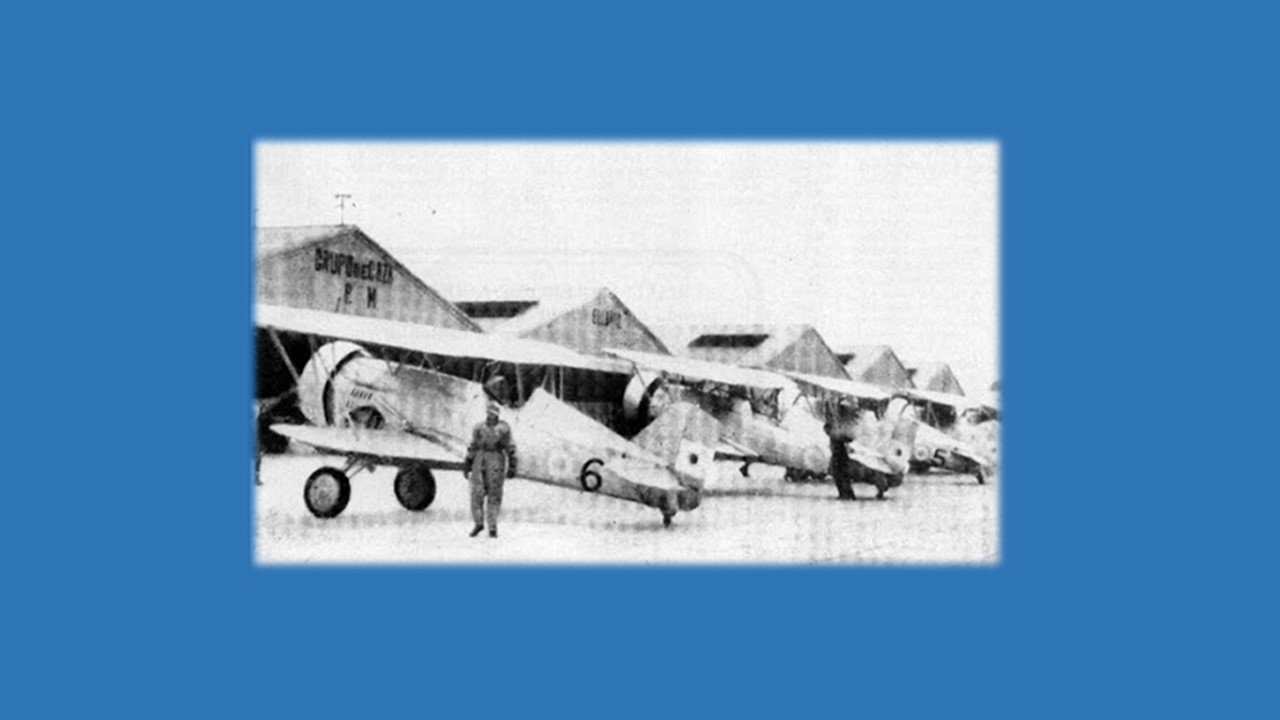 Curtiss Hawk III-5