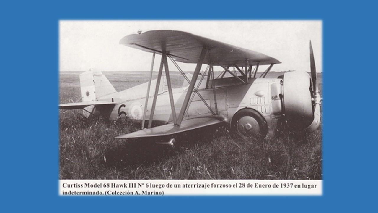 Curtiss Hawk III-7