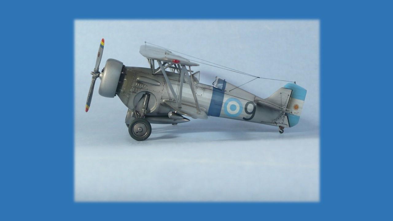 Curtiss Hawk III-8