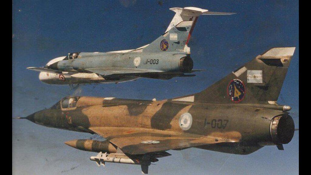 Mirage IIIEA-13
