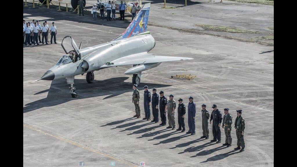 Mirage IIIEA-15