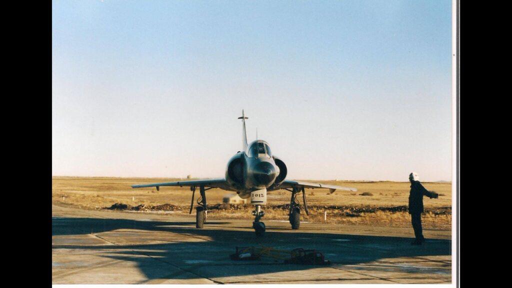 Mirage IIIEA-17