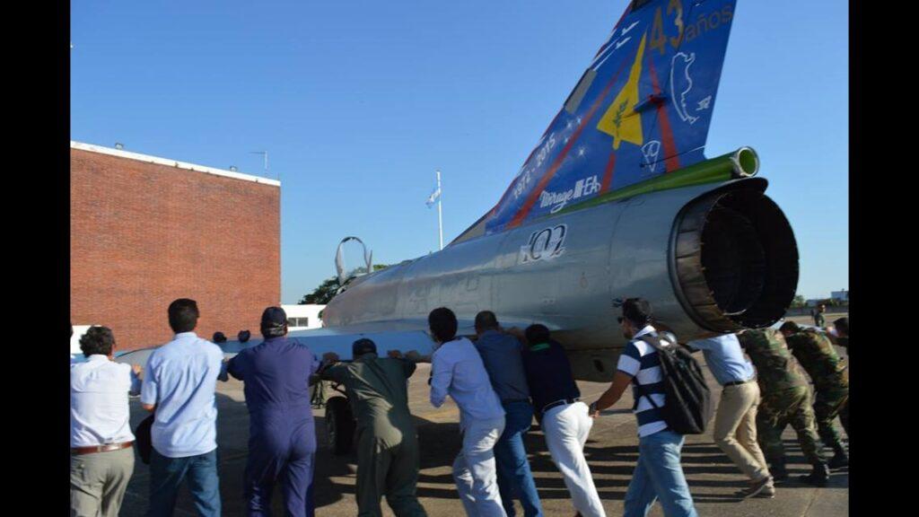 Mirage IIIEA-19