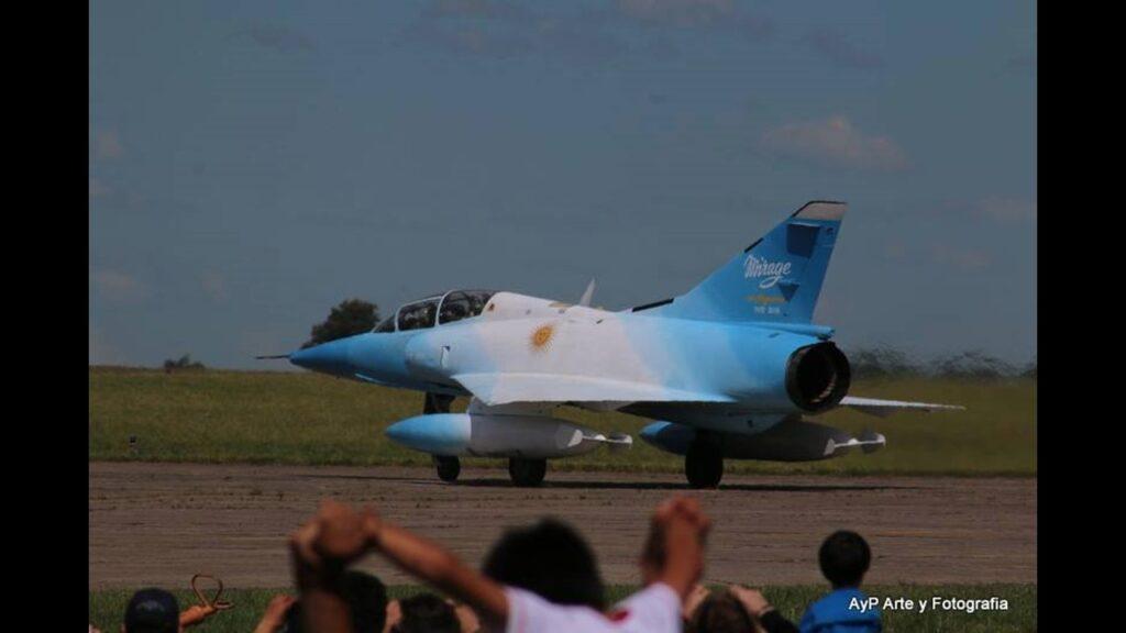 Mirage IIIEA-25