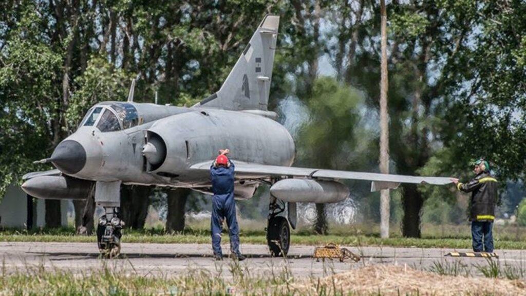 Mirage IIIEA-29