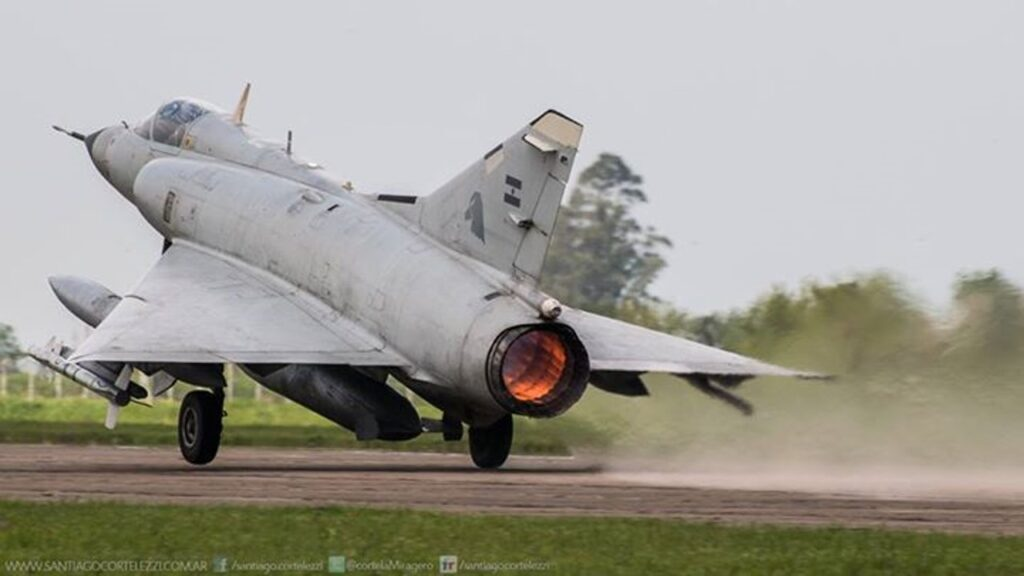 Mirage IIIEA-41