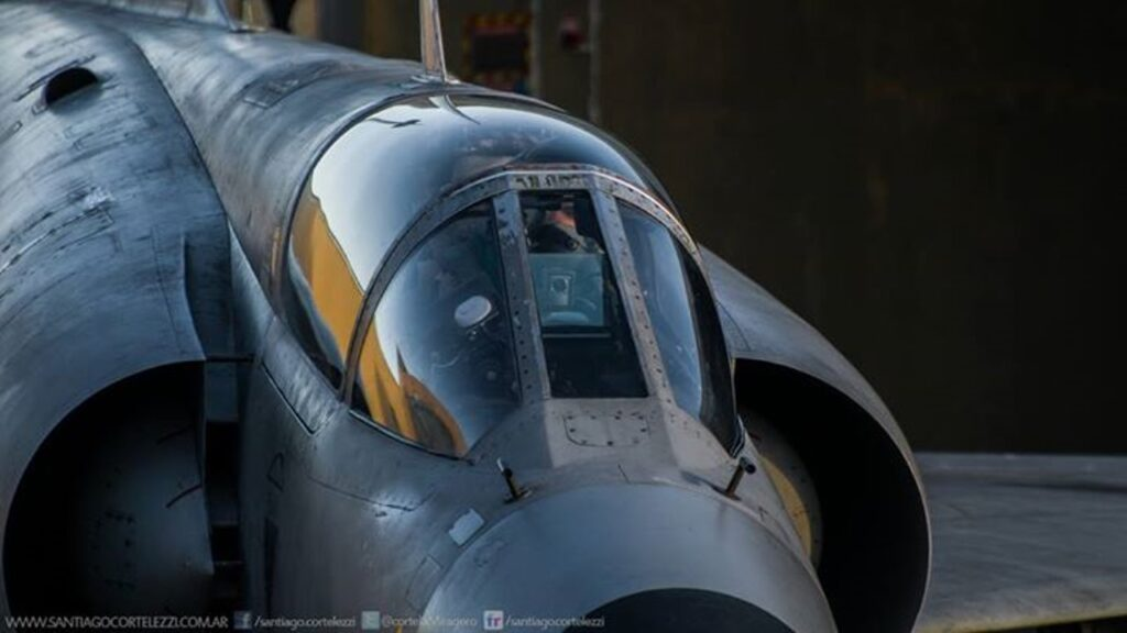 Mirage IIIEA-42
