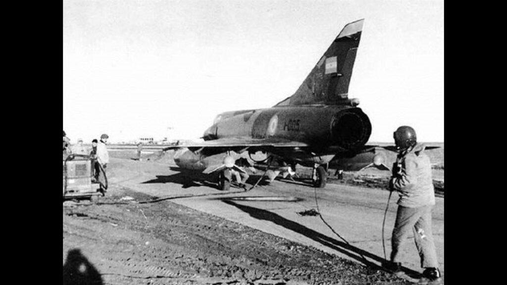 Mirage IIIEA-55