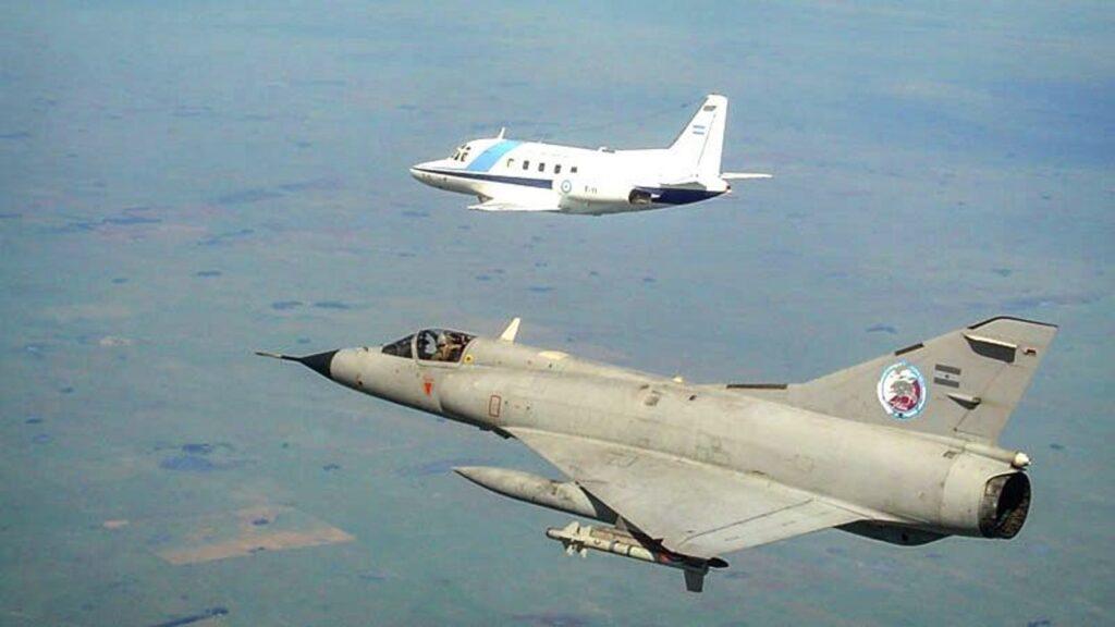 Mirage IIIEA-58