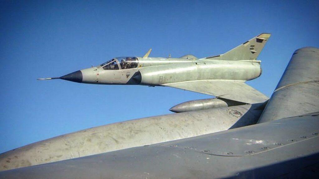Mirage IIIEA-60