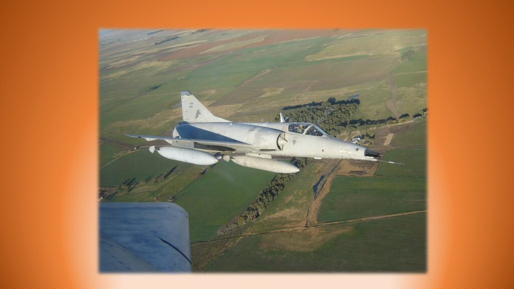 Mirage M 5 P - MARA-16