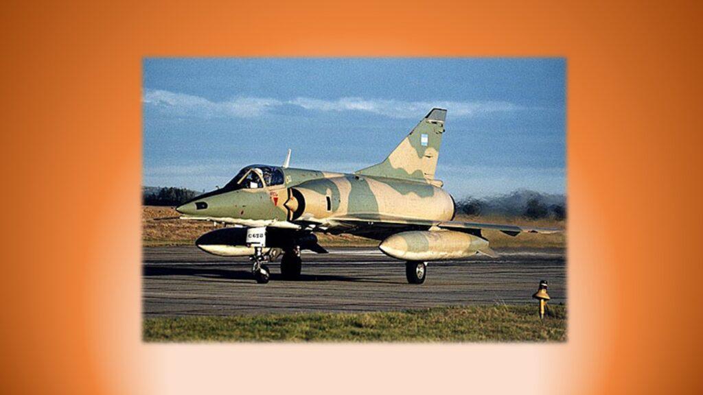 Mirage M 5 P - MARA-20