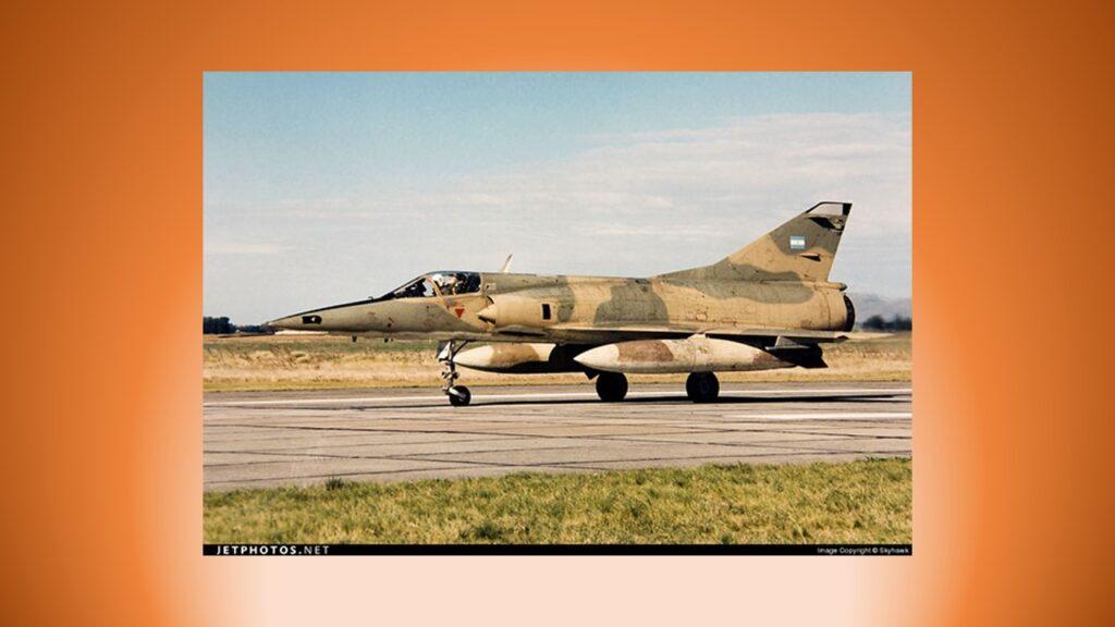 Mirage M 5 P - MARA-22