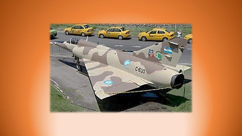 Mirage M 5 P - MARA-6