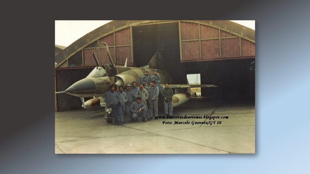 Mirage M III CJ-11