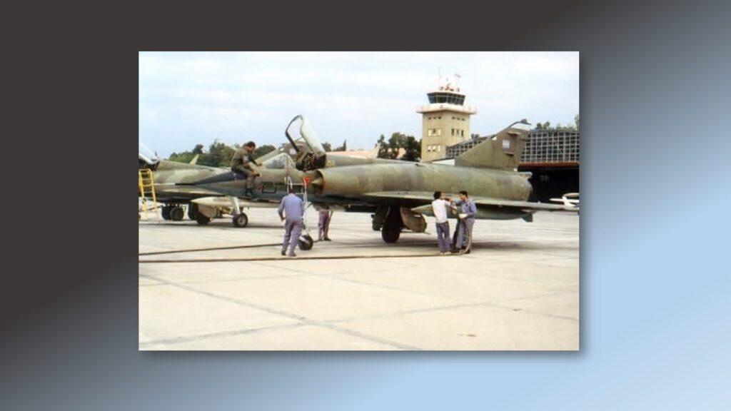 Mirage M III CJ-13