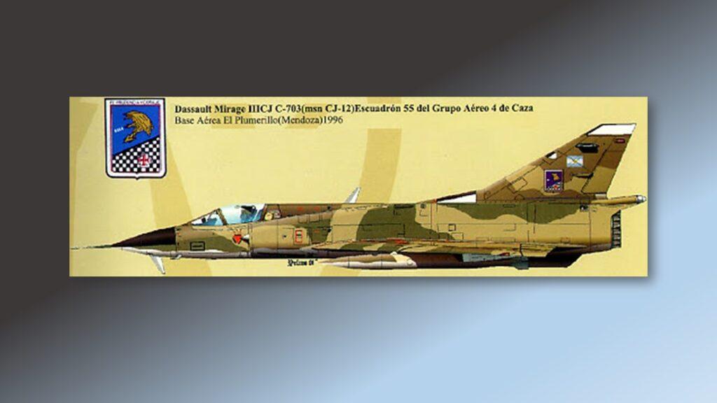 Mirage M III CJ-21