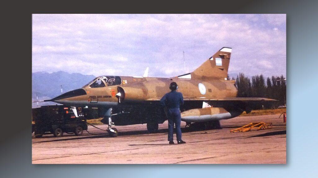 Mirage M III CJ-22