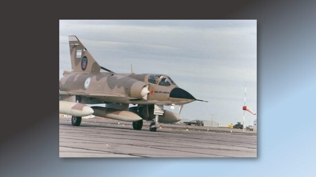 Mirage M III CJ-4
