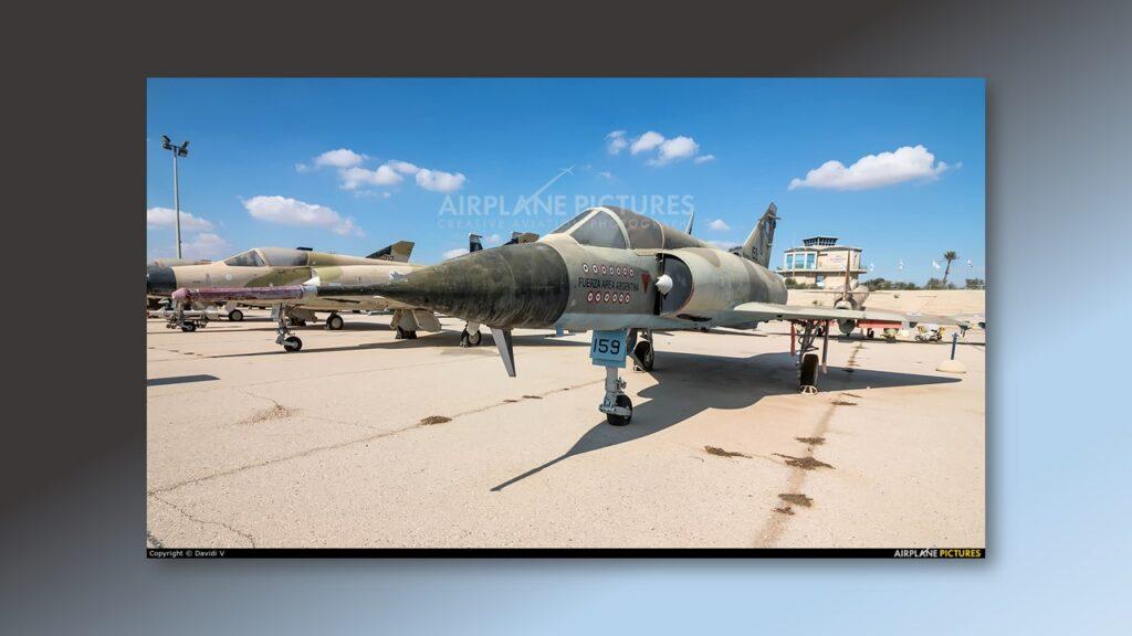 Mirage M III CJ-7