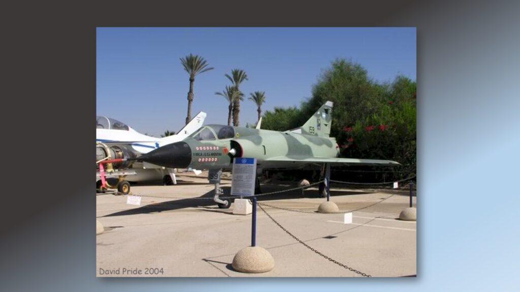 Mirage M III CJ-8