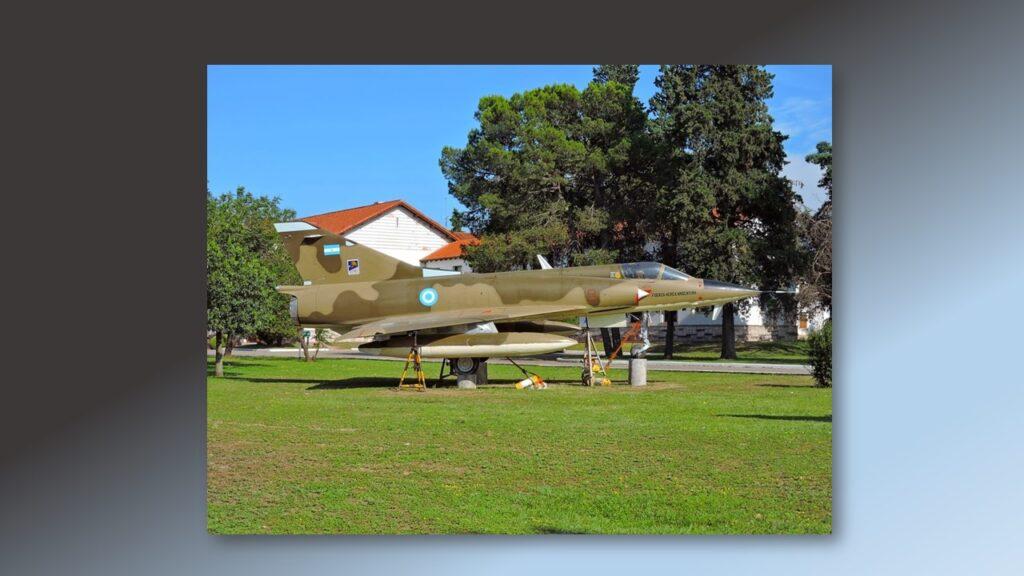 Mirage M III CJ-9