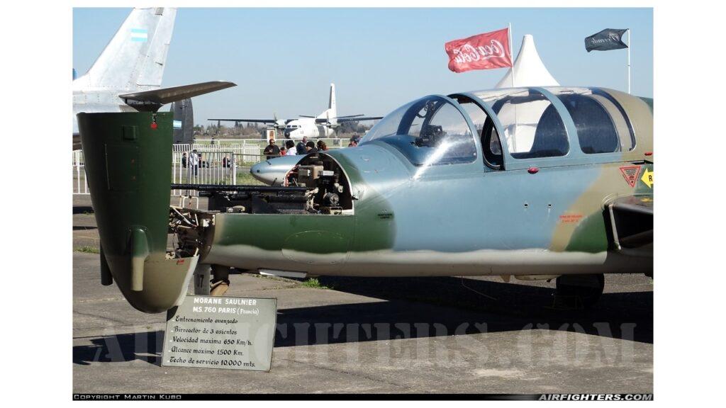 Morane Saulnier MS-4