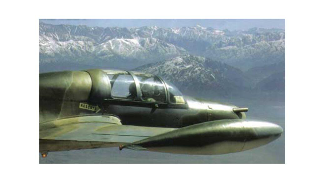 Morane Saulnier MS-6