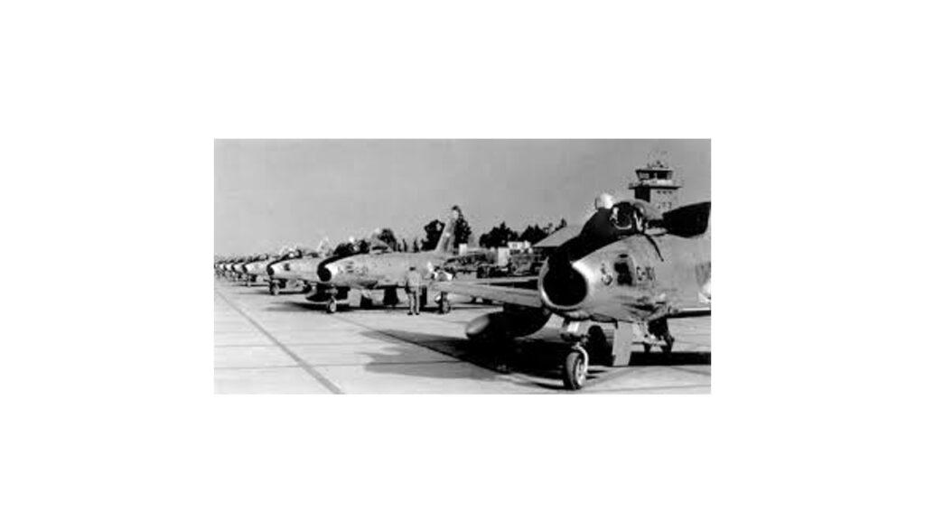 Sabre F86 F-1
