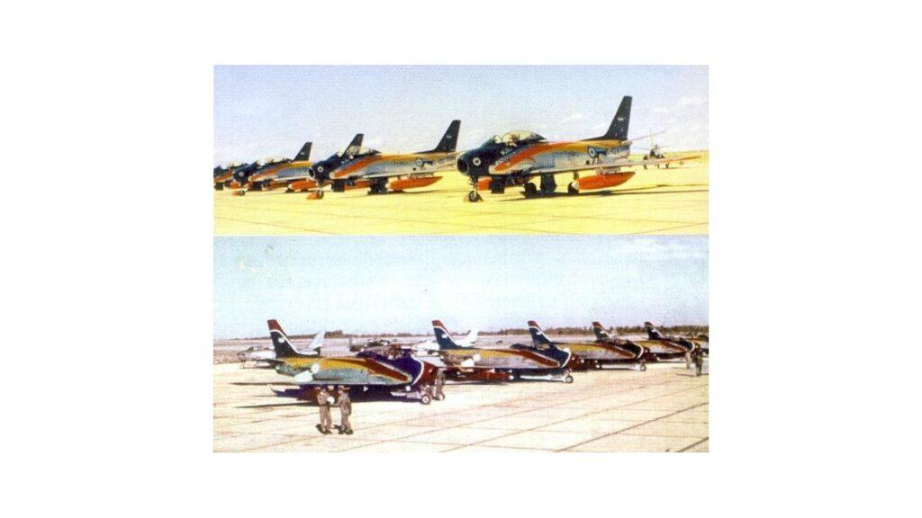 Sabre F86 F-11