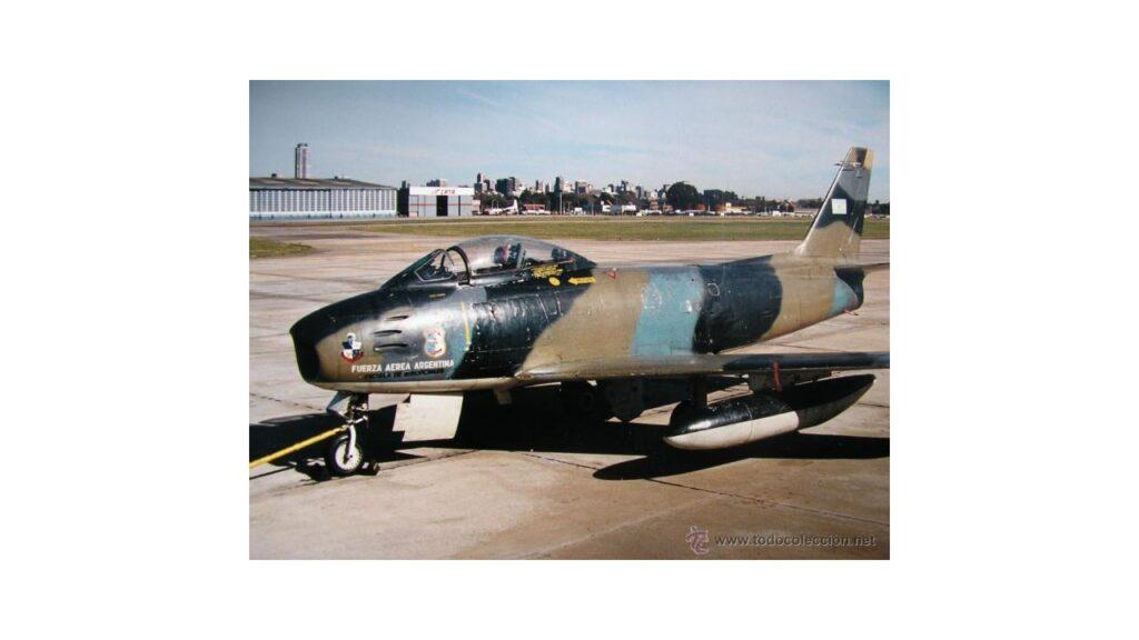 Sabre F86 F-12