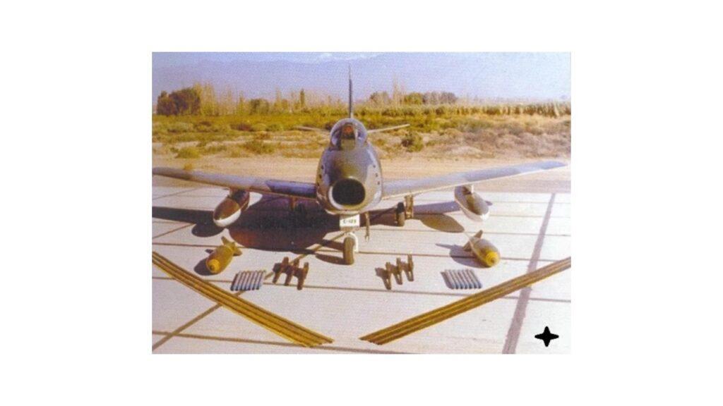 Sabre F86 F-15