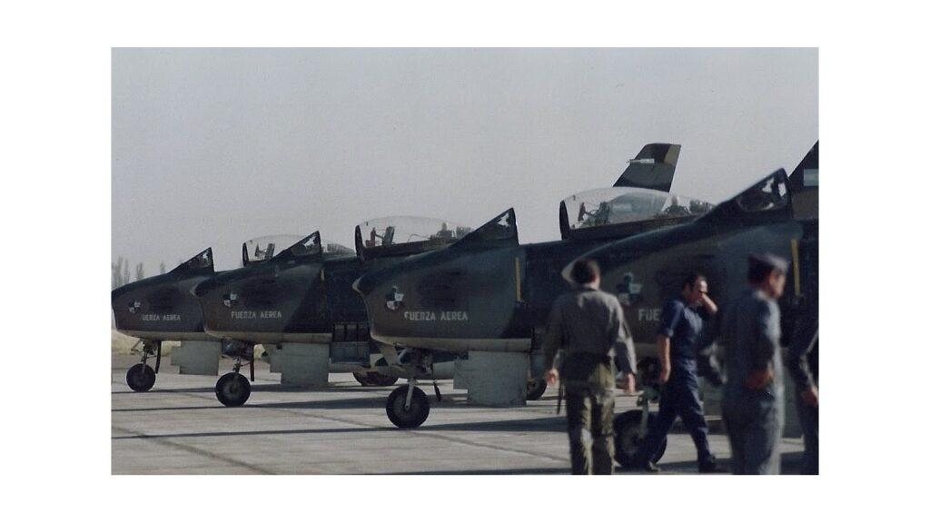 Sabre F86 F-2