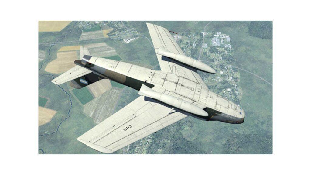Sabre F86 F-20