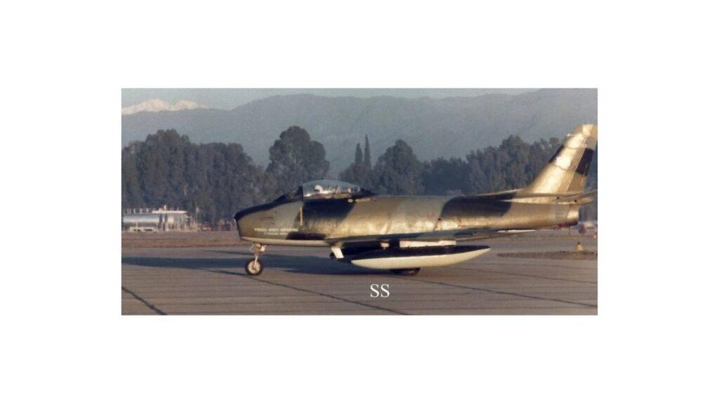Sabre F86 F-22