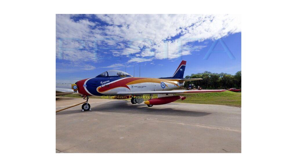 Sabre F86 F-23