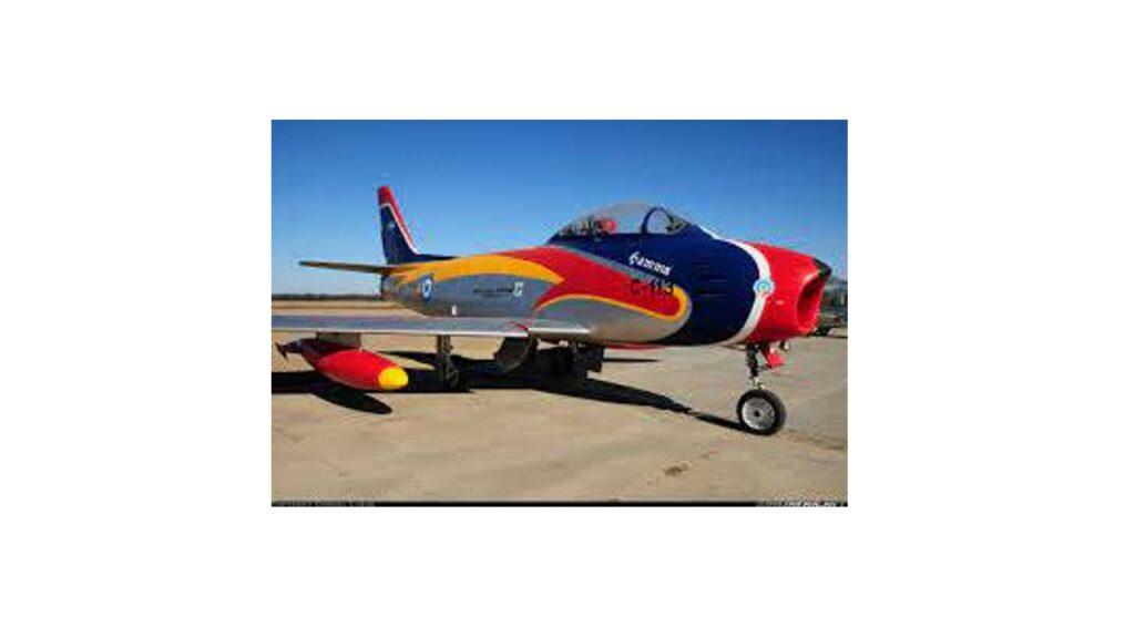 Sabre F86 F-24